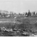 Before 1927 when Binney Park was a swamp