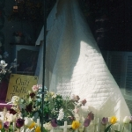 2001 White on White (shown in the window of The Rummage Room)