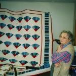 2002 Fan with Margaret Chiappetta