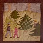 For Tom Stiers - Christmas Tree Sale - Marcia Wilson