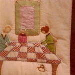 For Tom Stiers - Quilters - Nelda Teague