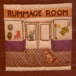 For Tom Stiers - Rummage Room - Mary Naumann