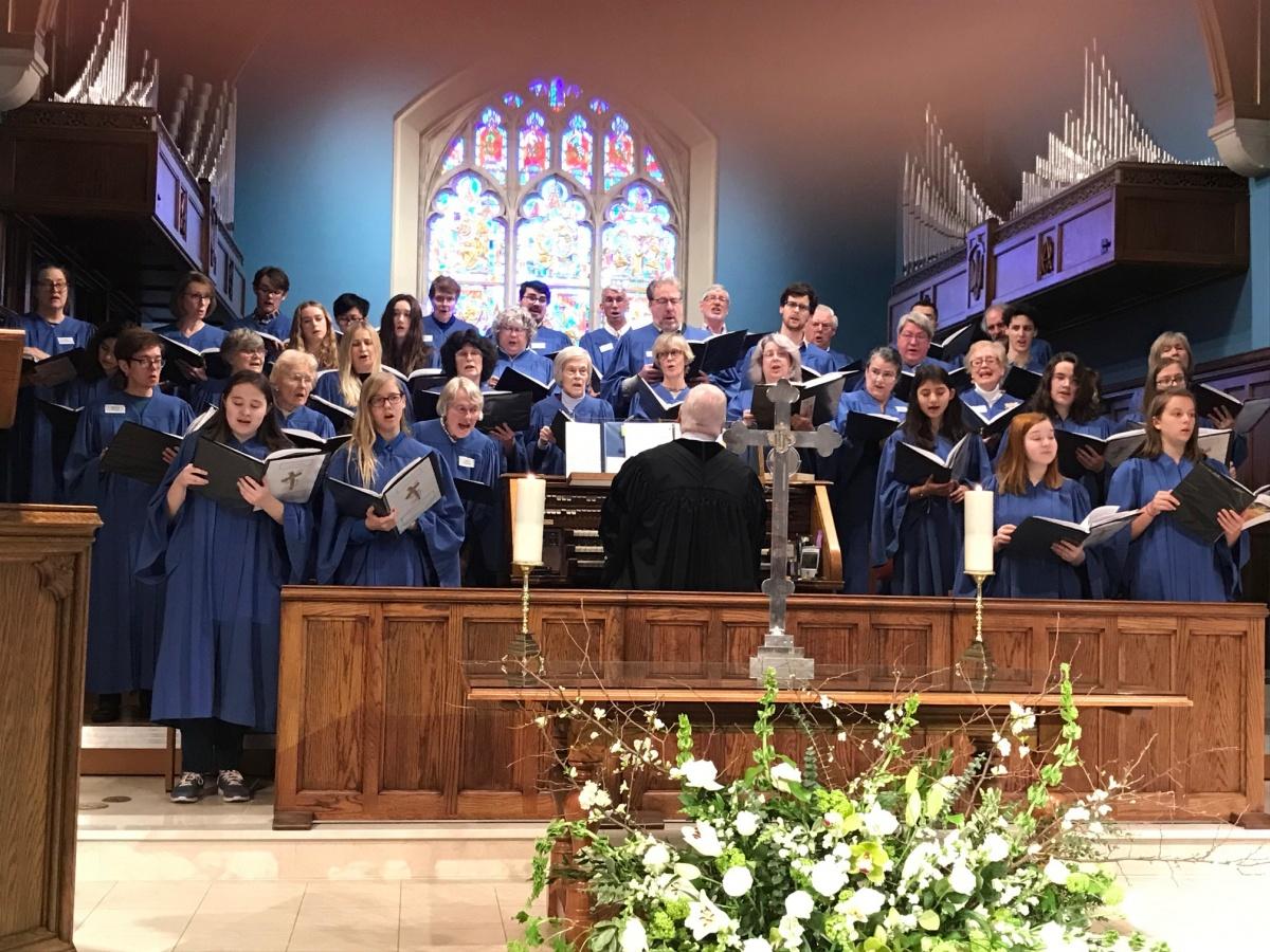 Full choir 1