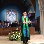 Reverend Patrick Collins Installation Feb. 23, 2020