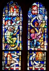 South Nave 1 - The Saint Paul Window