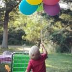 Jonah and balloons