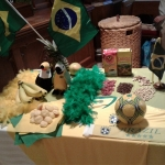 World Communion - Brazil table