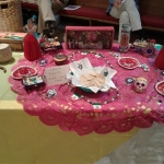 World Communion - Mexico table