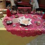 World Communion - Mexico table