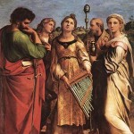 St. Cecilia by Raphael