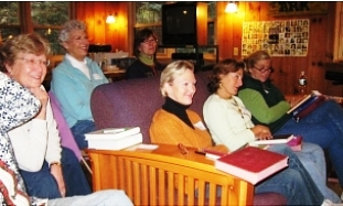Women's Fellowship (and Hats Off) | The First Congregational Church